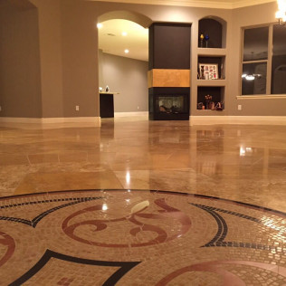 natural stone polishing glendale az