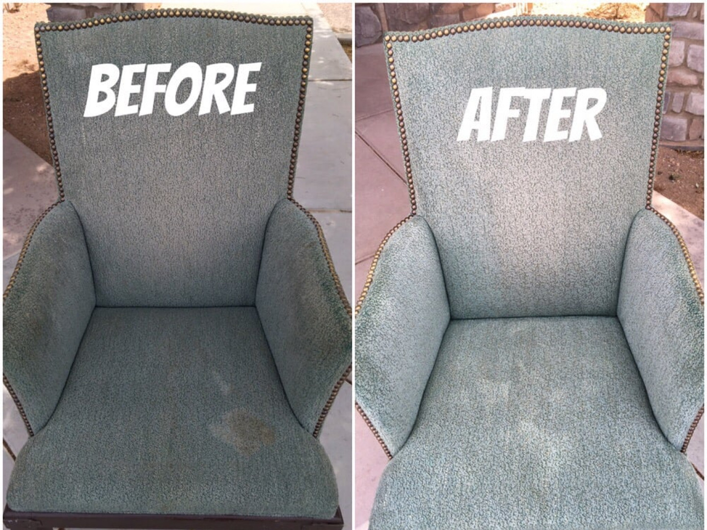 car upholstery cleaning glendale az